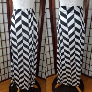 NWT Zara Collection Woman/Basic Maxi Skirt